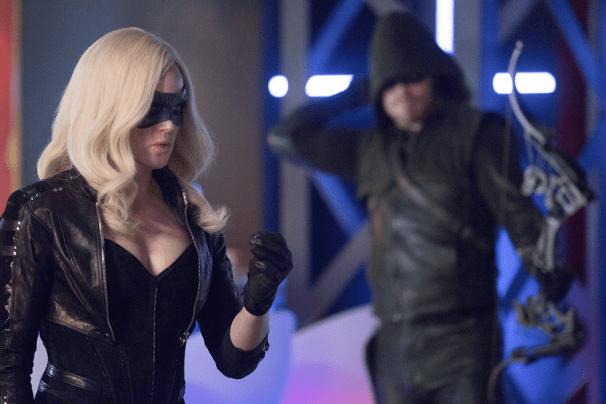 Arrow - S02E20 - Oliver et Sara 3