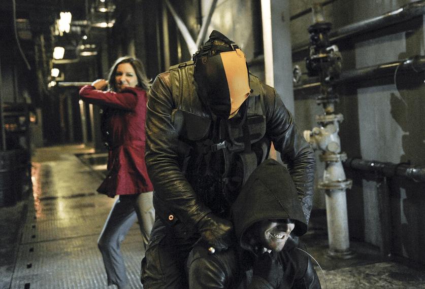 Arrow - S02E21 - Oliver et Laurel