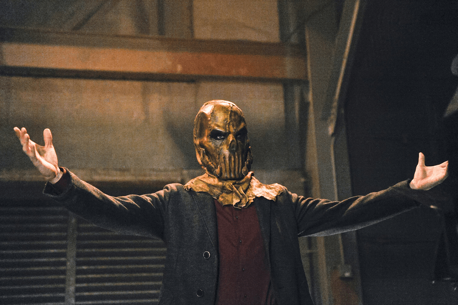 Arrow - S02E21 - Sebastian Blood