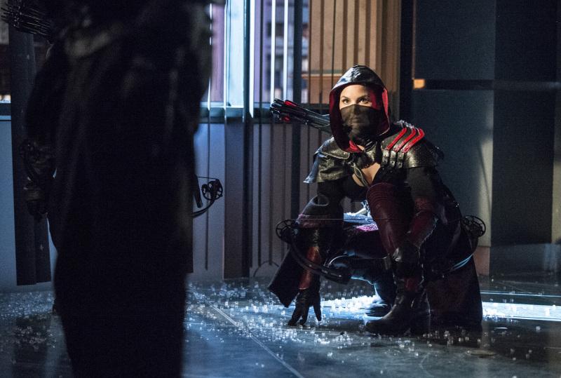 Arrow - S02E23 - Nyssa