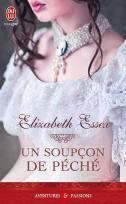 Un soupcon de péché de Elizabeth Essex