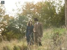Claire et Franck Randall