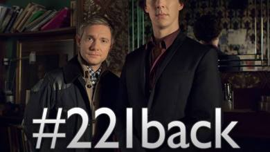 Photo of Sherlock : Again, the game is on !