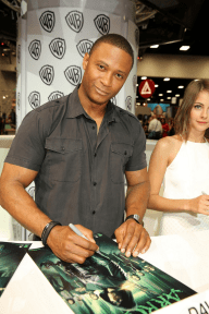 Arrow Comic-Con - David Ramsey