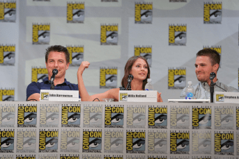 Arrow Comic-Con - Groupe