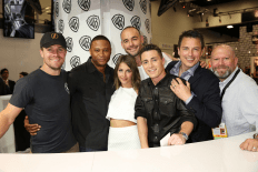 Arrow Comic-Con - Groupe