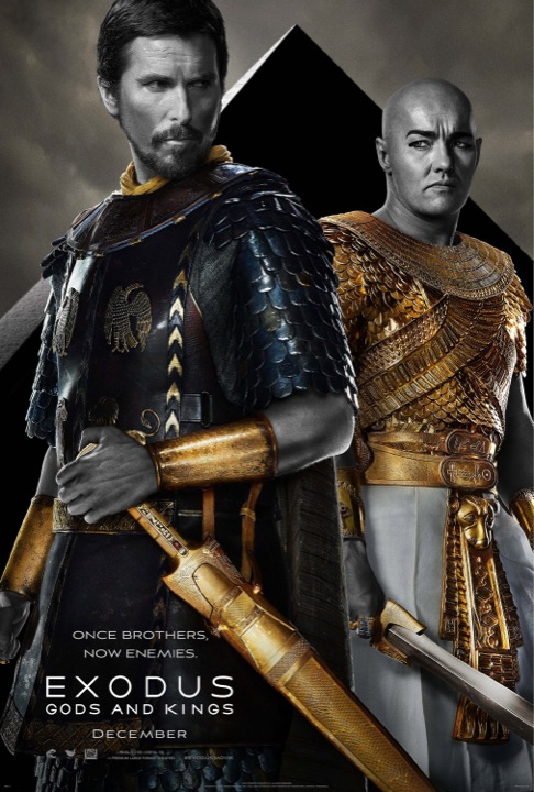 Exodus Gods and Kings poster 1