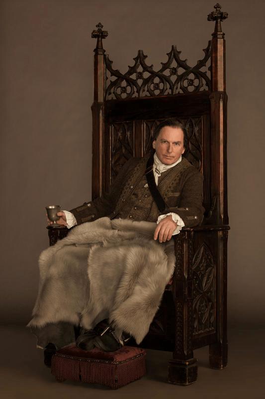 Outlander - Colum MacKenzie
