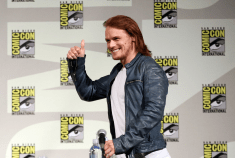 Outlander Comic-Con - Sam Heughan