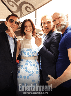 Outlander Entertainment Weekly's