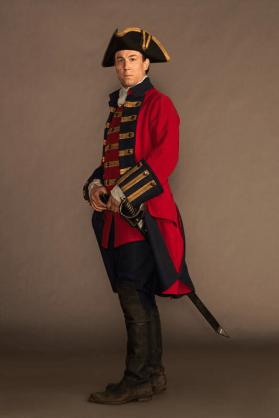 Outlander - Jack Black Randall