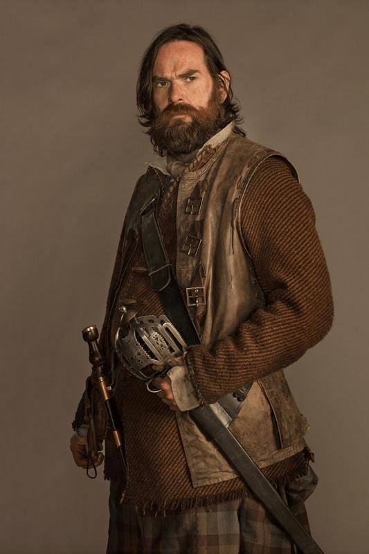 Outlander - Murtagh Fitzgibbons
