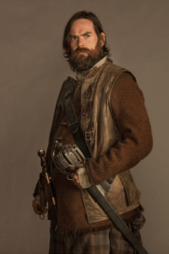 Outlander - Murtagh Fitzgibbons