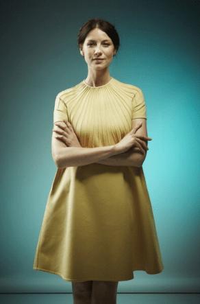Outlander - Portrait Studio Powered By Samsung Galaxy - Caitriona Balfe