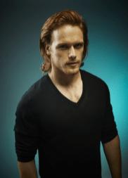 Outlander - Portrait Studio Powered By Samsung Galaxy - Sam Heughan