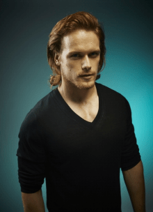 Outlander - Portrait Studio Powered By Samsung Galaxy - Sam Heughan