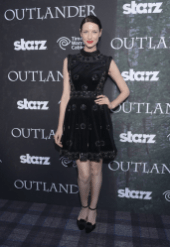 Outlander Premiere - Caitriona Balfe