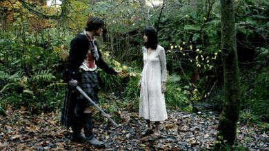 Photo de Premiers extraits pour Outlander !