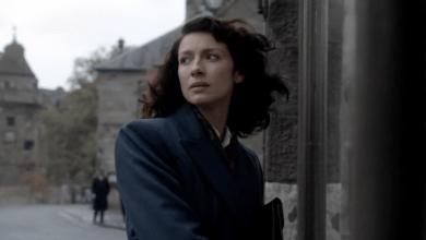 Photo de Nouvelles images pour Outlander !