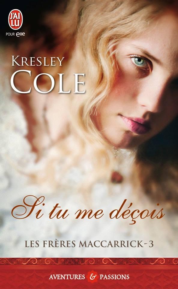 Si tu me déçois de Kresley Cole