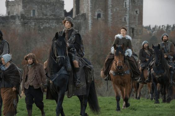 Outlander - Claire et Jamie