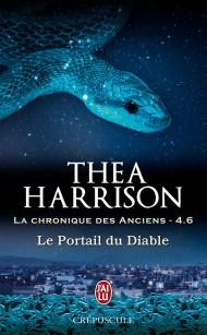 Le Portail du Diable (La chronique des anciens T4-6) de Thea Harrison
