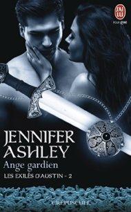 Les exilés d Austin - Tome 2  Ange gardien de Jennifer Ashley