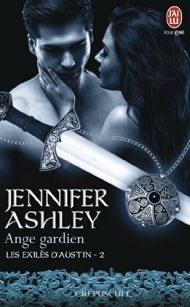 Les exilés d Austin - Tome 2  Ange gardien de Jennifer Ashley