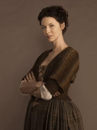Outlander - Claire Randall 4