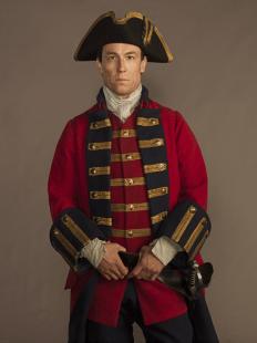 Outlander - Jack Randall 1
