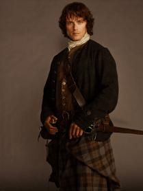 Outlander - Jamie Fraser 4