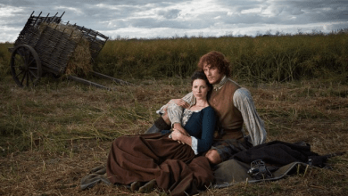 Photo de Outlander – Photoshoot pour TV Guide Magazine