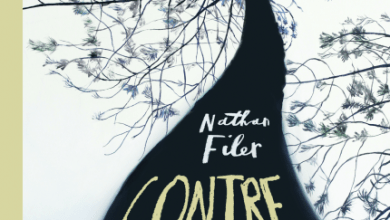 Photo de Contrecoups de Nathan Filer