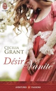 Désir et Vanité de Cecilia Grant