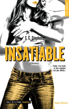 Insatiable de S.C.Stephens