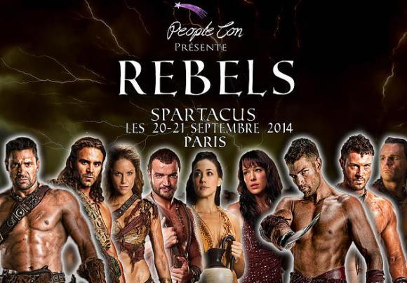 Rebels- Spartacus