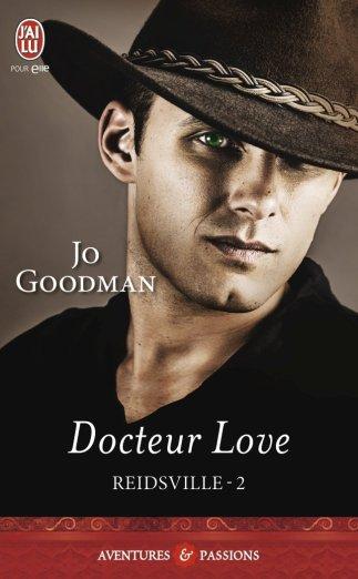 Reidsville T2 - Docteur Love de Jo Goodman