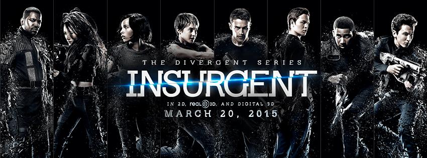 Insurgent - Divergente 2 - Posters