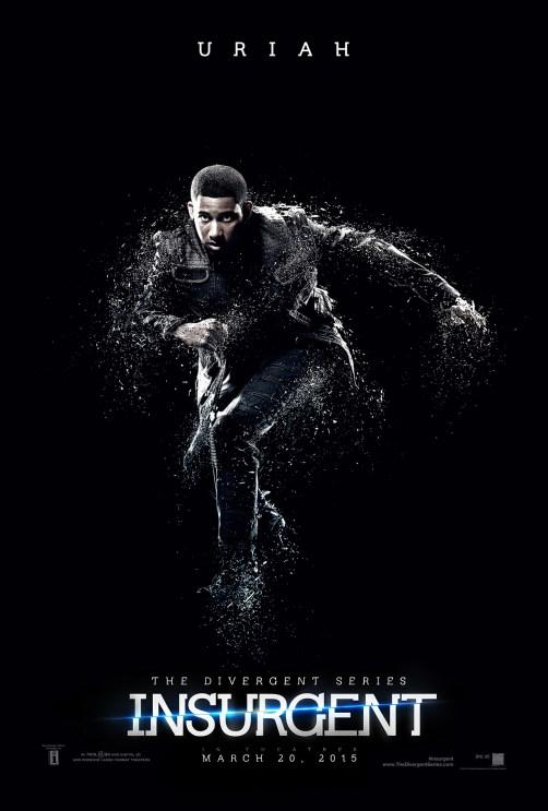 Insurgent - Divergente 2 - Uriah