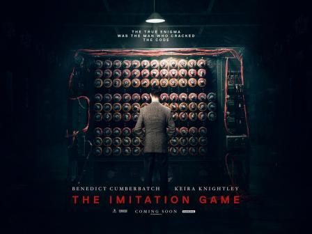 The Imitation Game UK Poster