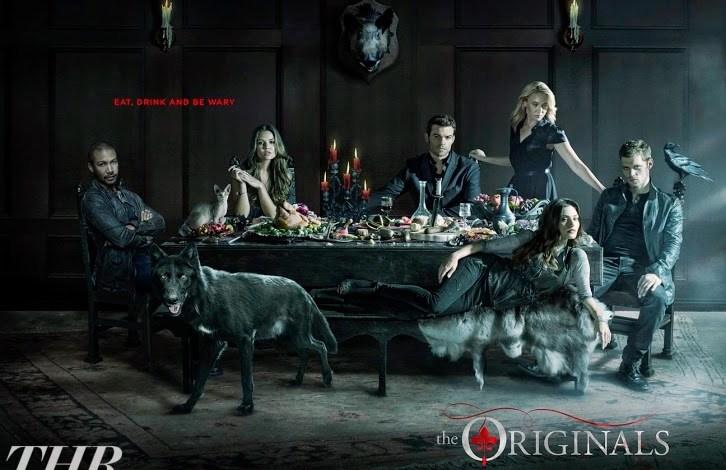 Photo de The Originals – S2E1-«Rebirth»- Fiche épisode