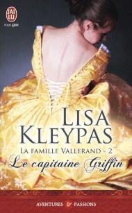 La Famille Vallerand T2- Le Capitaine Griffin de Lisa Kleypas