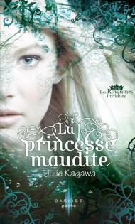 Les Royaumes invisibles Tome 1 - La Princesse Maudite de Julie Kagawa