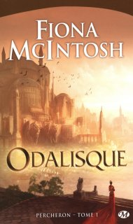 Percheron Tome 1 Odalisque de Fiona McIntosh