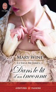 Dans le lit d'un Inconnu de Mary Wine