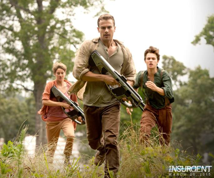 Divergente 2 L'insurrection - still 1
