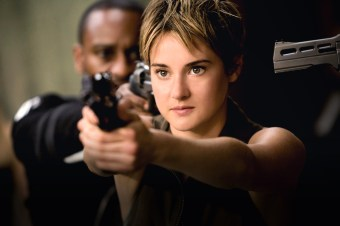 Divergente 2 L'insurrection - still 2 - Tris
