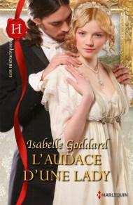 L'audace d'une Lady de Isabelle Goddard