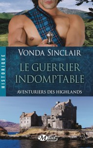 Le Guerrier Indomptable de Vonda Sinclair