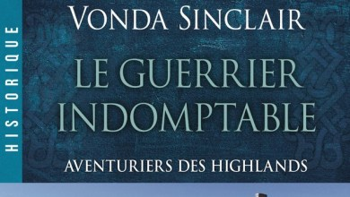 Photo de Le Guerrier Indomptable de Vonda Sinclair